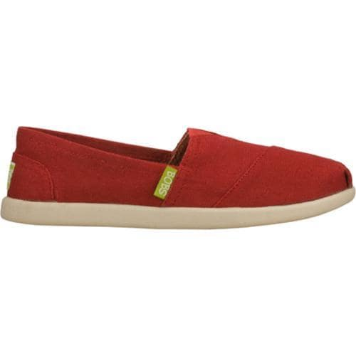 Women's Skechers BOBS World Reuse Red