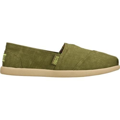 Women's Skechers BOBS World Spectrum Olive