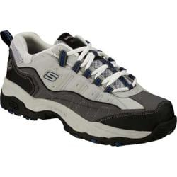 Men's Skechers Canyon Gray/Charcoal