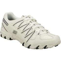 Women's Skechers Compulsions Gameday White/Navy