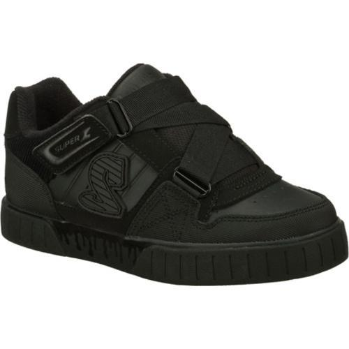 Boys' Skechers Double Noll Cryptic Black/Black