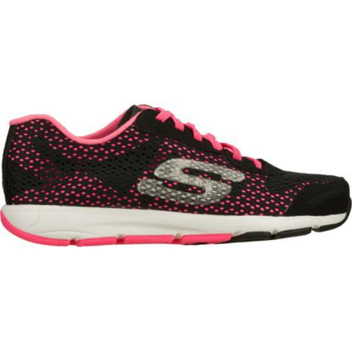 Women's Skechers Entourage Black/Pink