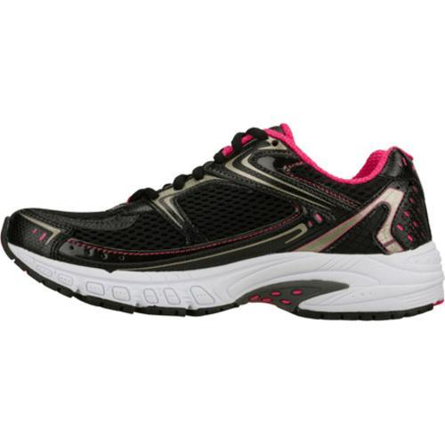 Women's Skechers Equilibrium Black/Pink