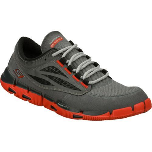Men's Skechers GObionic Gray/Red