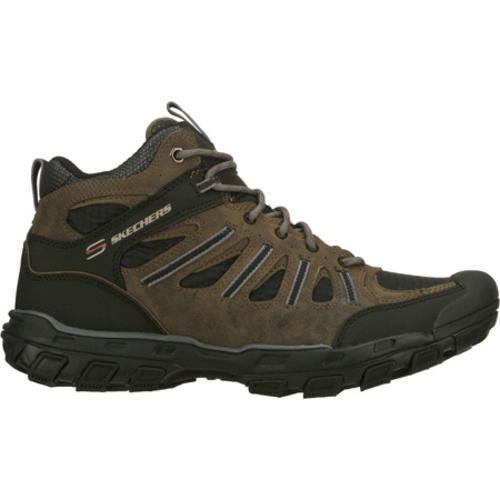 Men's Skechers Gander Transport Gray/Black
