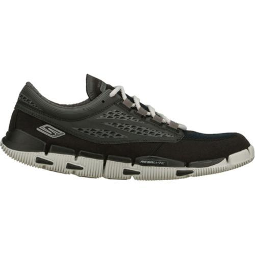 Men's Skechers GObionic Black/Silver