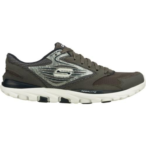 Men's Skechers GOrun Gray/Navy
