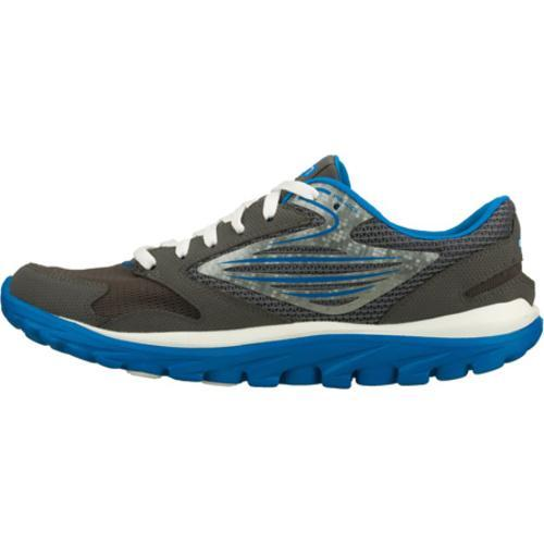 Men's Skechers GOrun Gray/Blue