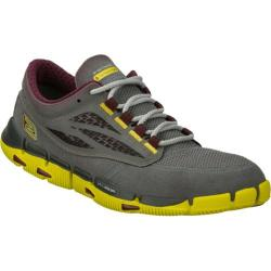 Men's Skechers GObionic Gray/Green