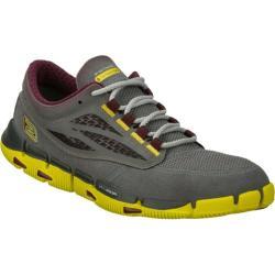 Men's Skechers GObionic Gray/Green
