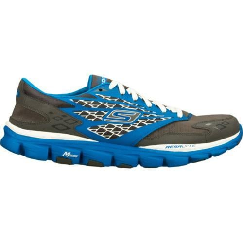 Men's Skechers GOrun Ride Gray/Blue