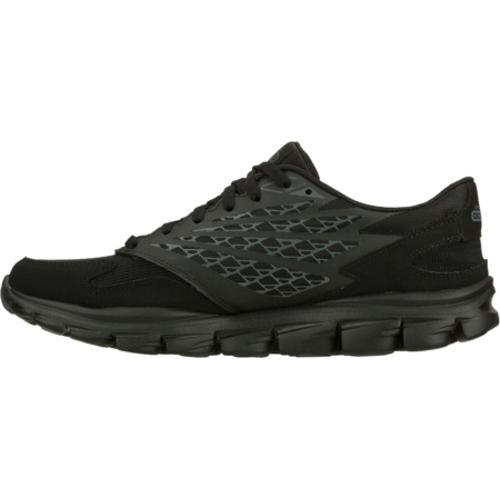 Men's Skechers GOrun Ride Black