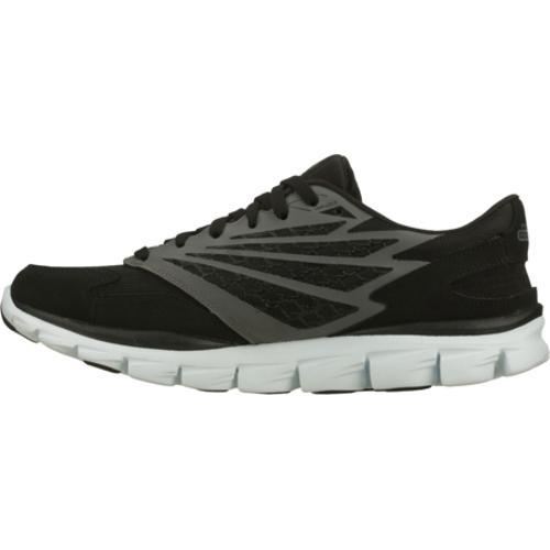 Men's Skechers GOrun Ride Black/White