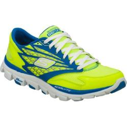 Men's Skechers GOrun Ride Green/Blue