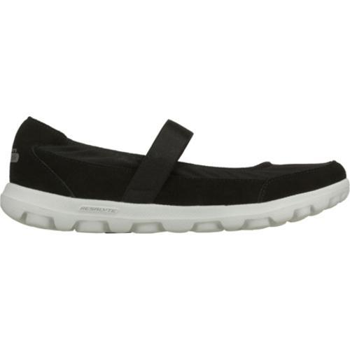 Women's Skechers GOwalk Everyday Black/White