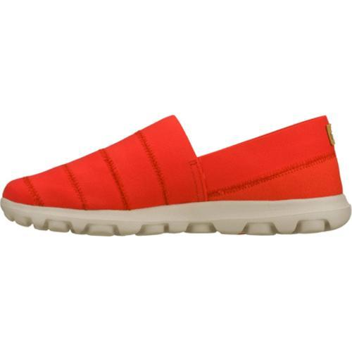 Women's Skechers GOwalk Oasis Red