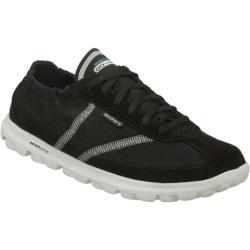 Women's Skechers GOwalk Nice Black/White