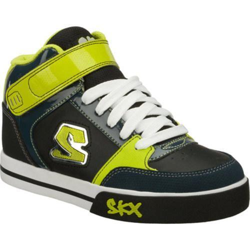 Boys' Skechers Streat Efflux Black/Green