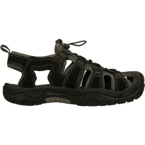 Men's Skechers Journeyman Safaris Black/Gray