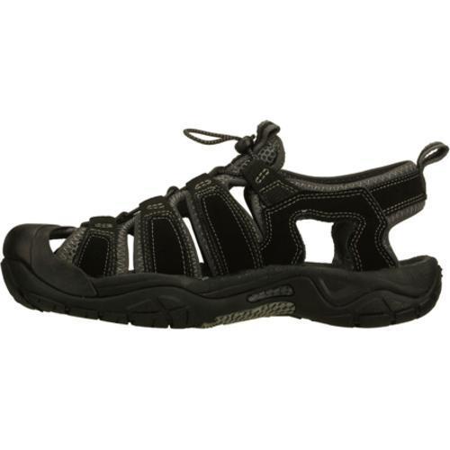 Men's Skechers Journeyman Safaris Black/Gray