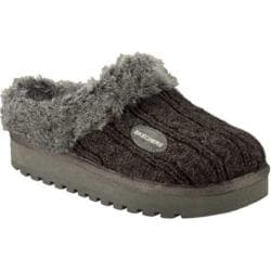 Women's Skechers Keepsakes Postage Charcoal