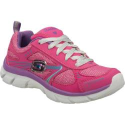 Girls' Skechers Lite Dreamz Pink/Multi