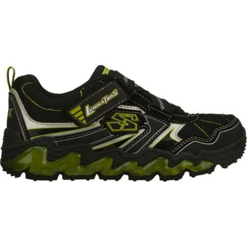 Boys' Skechers Luminators Nova Wave Black/Green