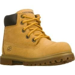 Boys' Skechers Mecca Lumberjack Natural