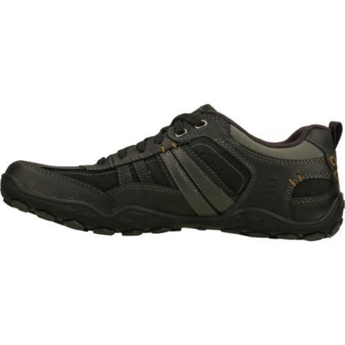 Men's Skechers Pebble Galeno Black