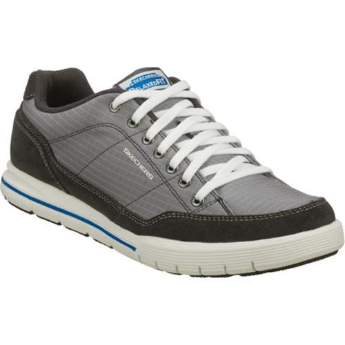 Men's Skechers Relaxed Fit Arcade II Circulate Gray/Gray