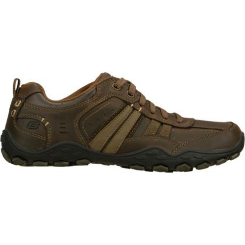 Men's Skechers Pebble Galeno Brown