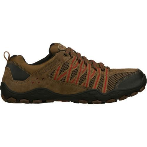 Men's Skechers Pebble Shoal Brown