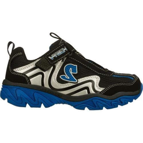 Boys' Skechers Ragged Somber Black/Blue