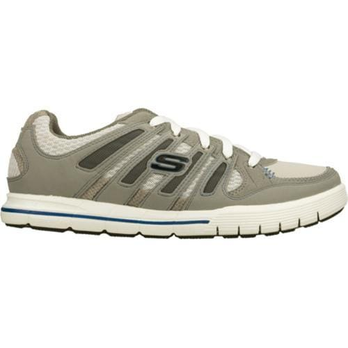 Men's Skechers Relaxed Fit Arcade II Gray/Blue