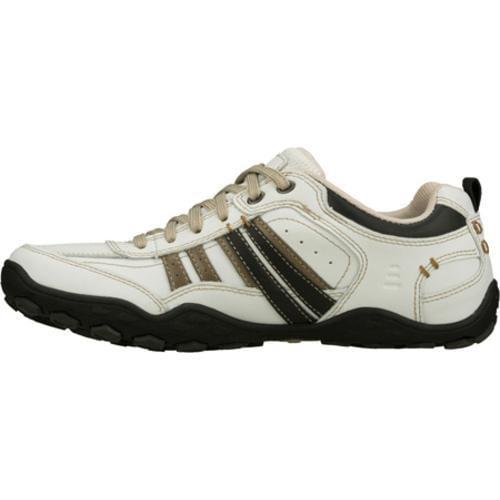 Men's Skechers Pebble Galeno White