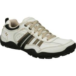 Men's Skechers Pebble Galeno White