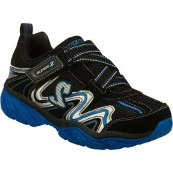 Boys' Skechers Ragged Motley Black/Blue