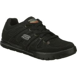 Men's Skechers Relaxed Fit Arcade II Black