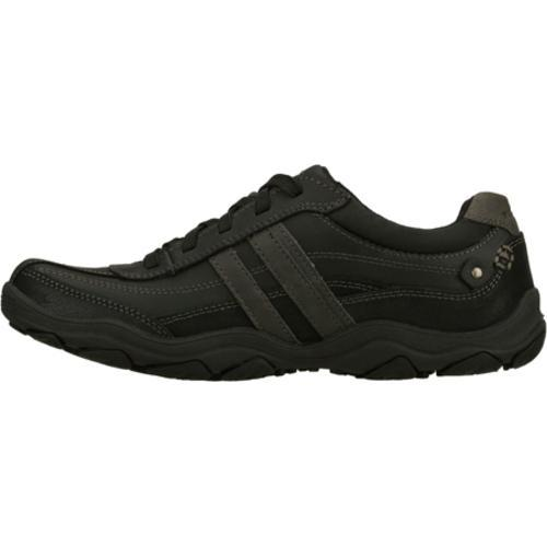 Men's Skechers Relaxed Fit Bolland Monitor Black