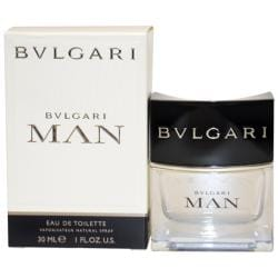Bvlgari 'Man' Men's One-ounce Eau de Toilette Spray Fragrance