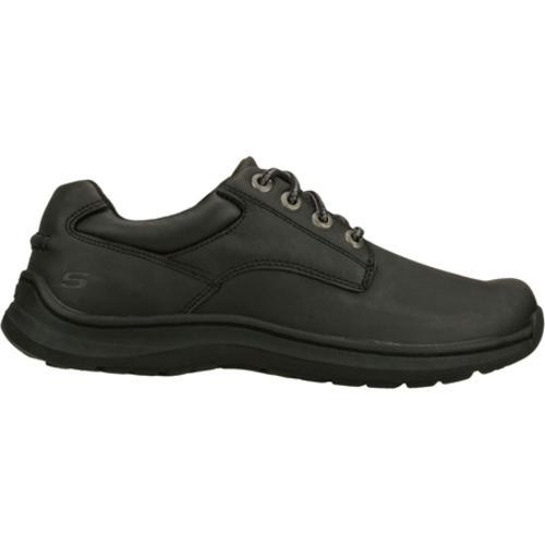 Men's Skechers Relaxed Fit Botein Obert Black