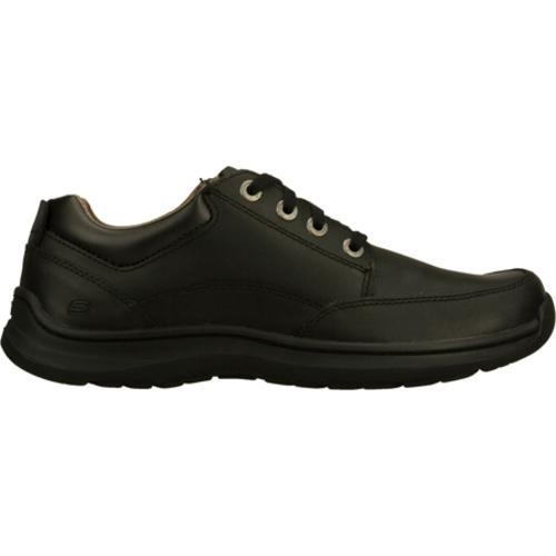 Men's Skechers Relaxed Fit Botein Verman Black