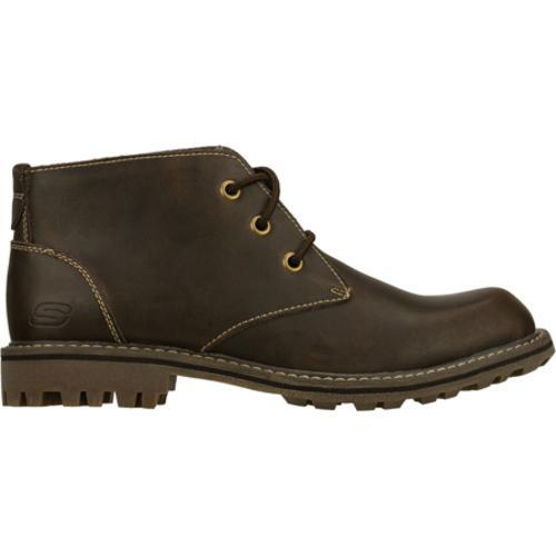 Men's Skechers Roven Vellore Brown