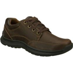 Men's Skechers Relaxed Fit Botein Verman Brown/Brown