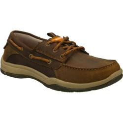 Men&#39;s Skechers Relaxed Fit Valko Burton Brown