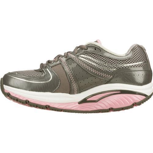 Women's Skechers Shape Ups S2 Lite Charcoal/Pink