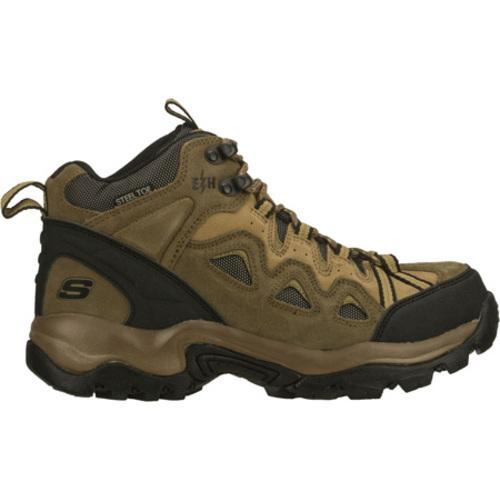 Men's Skechers Stampede Brown/Brown
