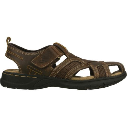 Men's Skechers Storch Parco Brown