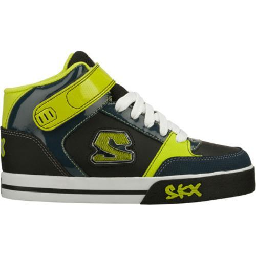 Boys' Skechers Streat Efflux Black/Green