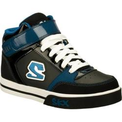 Boys' Skechers Streat Efflux Black/Blue